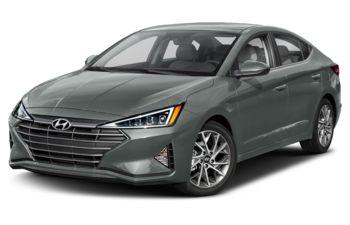 2020 Hyundai Elantra - Typhoon Silver
