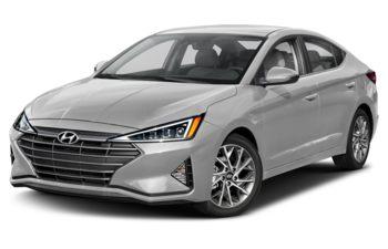 2019 Hyundai Elantra - Platinum Silver