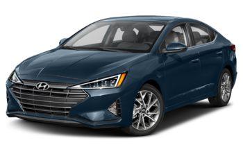 2020 Hyundai Elantra - The Denim