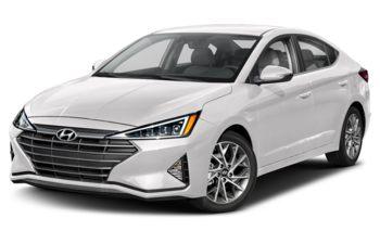 2019 Hyundai Elantra - Polar White