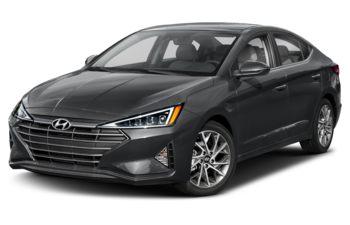 2019 Hyundai Elantra - Iron Grey