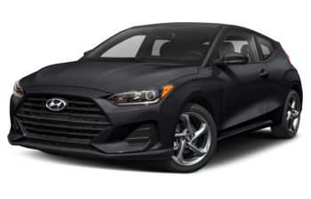 2020 Hyundai Veloster - Phantom Black
