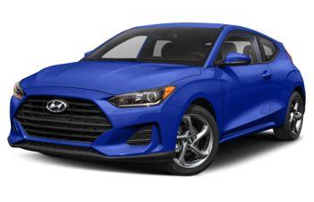 2020 Hyundai Veloster - Cobalt Eclipse