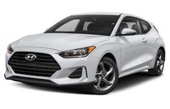 2020 Hyundai Veloster - Chalk White