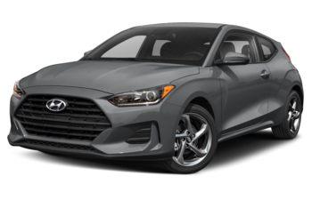 2020 Hyundai Veloster - Lake Silver