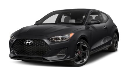 2020 Hyundai Veloster Turbo w/Sandstorm Leather