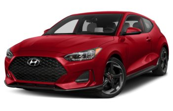 2020 Hyundai Veloster - Ignite Flame w/Phantom Black Roof
