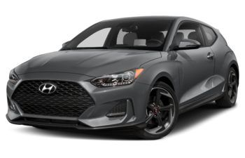 2020 Hyundai Veloster - Lake Silver w/Phantom Black Roof