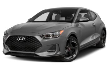 2020 Hyundai Veloster - Space Grey w/Phantom Black Roof