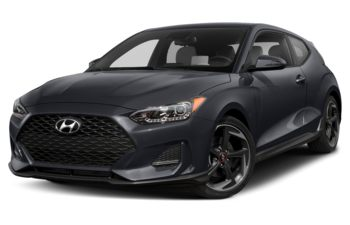 2019 Hyundai Veloster - Dark Night/Phantom Black Roof