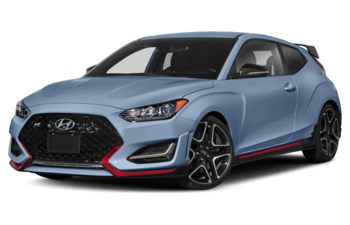 2020 Hyundai Veloster N - Performance Blue