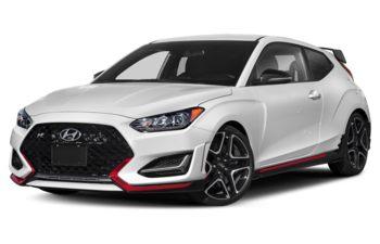 2020 Hyundai Veloster N - Chalk White