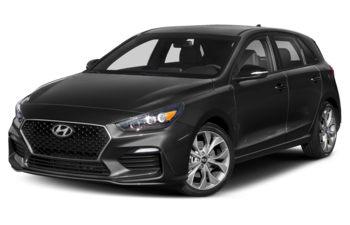 2020 Hyundai Elantra GT - Space Black