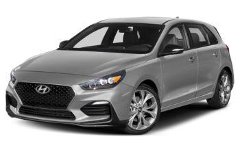 2019 Hyundai Elantra GT - Platinum Silver