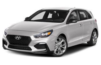 2020 Hyundai Elantra GT - Polar White