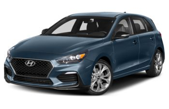 2020 Hyundai Elantra GT - The Denim