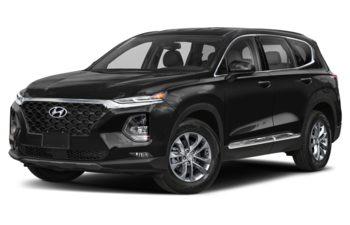 2019 Hyundai Santa Fe - Twilight Black