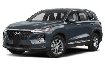 2019 Hyundai Santa Fe - Machine Grey
