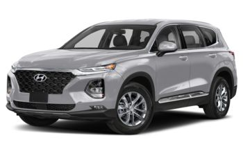 2019 Hyundai Santa Fe - Symphony Silver