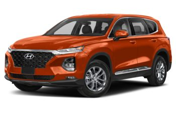 2019 Hyundai Santa Fe - Stormy Sea