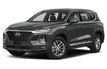 2020 Hyundai Santa Fe - Nocturne Grey