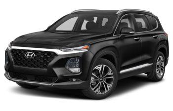 2020 Hyundai Santa Fe - Twilight Black