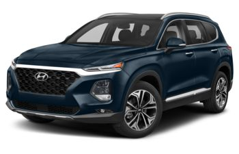 2020 Hyundai Santa Fe - Stormy Sea