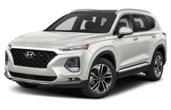 2020 Hyundai Santa Fe - Quartz White