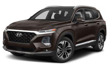 2020 Hyundai Santa Fe - Earthy Bronze