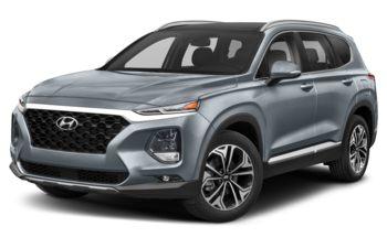 2020 Hyundai Santa Fe - Shimmering Silver