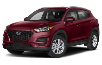 2020 Hyundai Tucson - Gemstone Red
