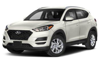2021 Hyundai Tucson - White