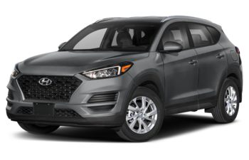2021 Hyundai Tucson - Magnetic Grey