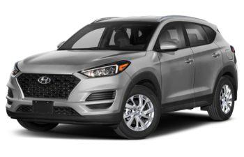 2021 Hyundai Tucson - Typhoon Silver