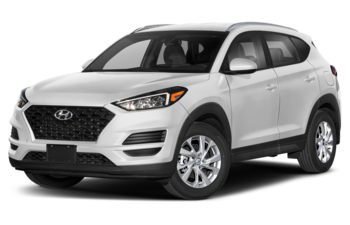 2021 Hyundai Tucson - Crystal White