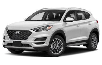 2020 Hyundai Tucson - Winter White