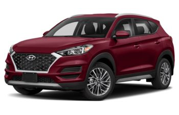 2020 Hyundai Tucson - Gemstone Red