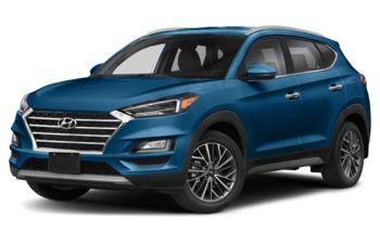 2020 Hyundai Tucson - Aqua Blue