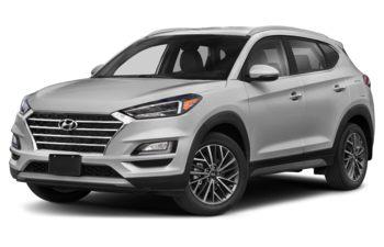 2019 Hyundai Tucson - Chromium Silver