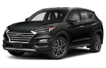 2020 Hyundai Tucson - Ash Black