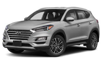 2020 Hyundai Tucson - Typhoon Silver