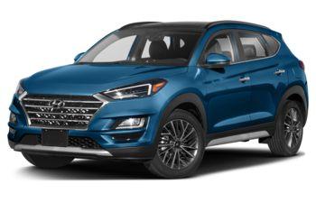 2019 Hyundai Tucson - Aqua Blue