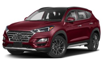 2019 Hyundai Tucson - Gemstone Red