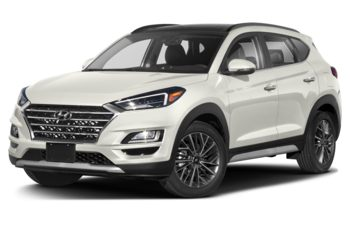 2020 Hyundai Tucson - Crystal White