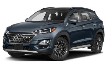 2019 Hyundai Tucson - Dusk Blue