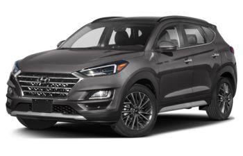 2019 Hyundai Tucson - Coliseum Grey