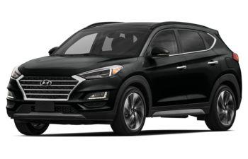 2019 Hyundai Tucson - Ash Black