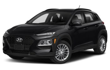 2021 Hyundai Kona - Phantom Black