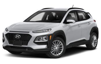 2019 Hyundai Kona - Chalk White Metallic