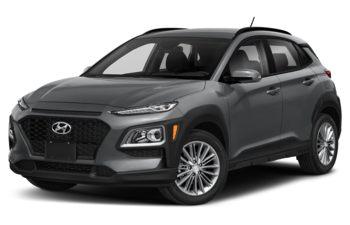 2021 Hyundai Kona - Lake Silver